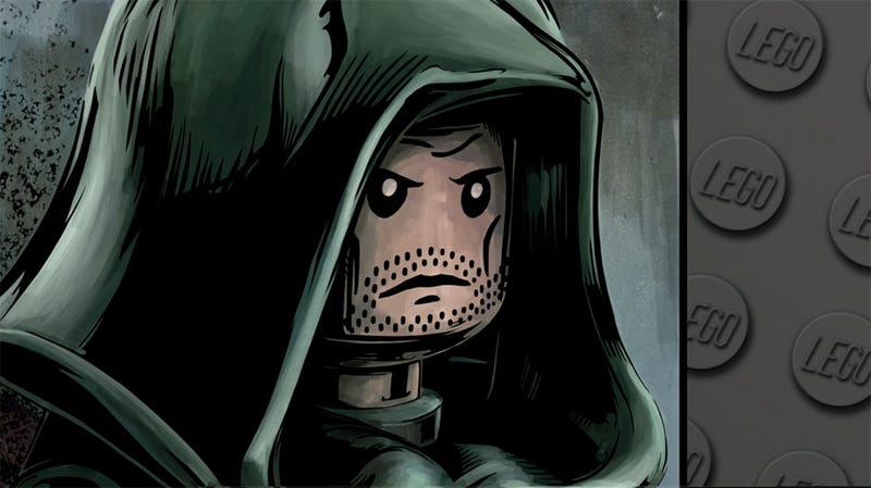 Illustration for article titled Arrow Lovers Will Get A Real Kick Out Of LEGO Batman 3'sDLC