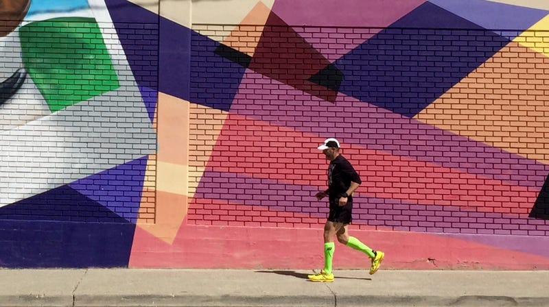 why you need to switch up your running route