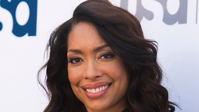 Illustration for article titled Gina Torres Says She'd Love to Play Wonder Woman (Yes, Please)