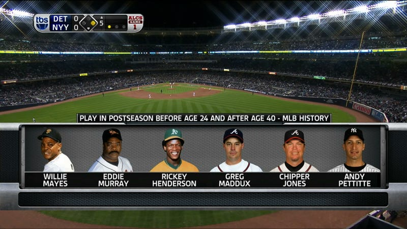 Illustration for article titled Pathetic MLB Playoffs Coverage On TBS Continues As They Misspell The Name Of Willie Mays