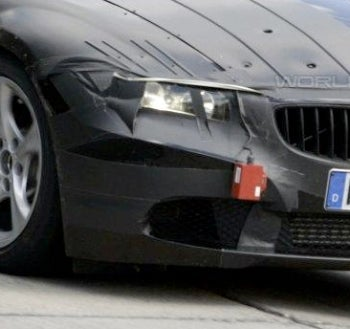 Illustration for article titled BMW Z4 by a Nose
