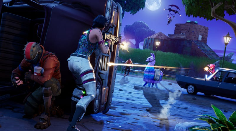 How to Merge Your 'Fortnite' Accounts on PS4, Xbox One, and