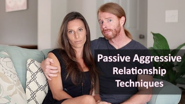 Passive aggreasive online dating