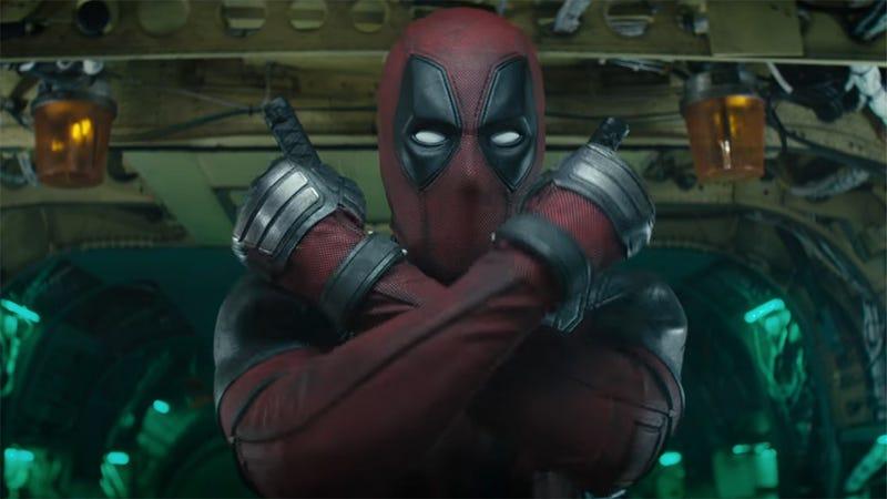 Deadpool, from Deadpool.