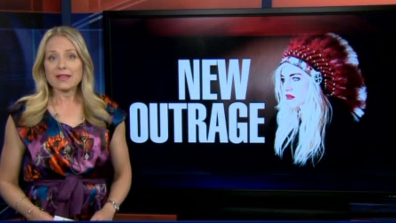 Illustration for article titled Oklahoma Governor's Daughter Enrages Native American Protestors