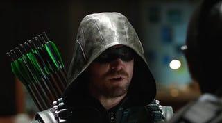 Illustration for article titled Arrow 5x07 - Vigilante Reaction Thread