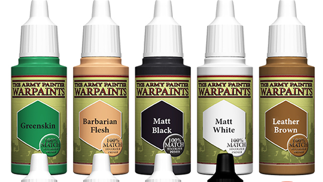Wargaming Paint Companies Are Pivoting to Hand Sanitizer