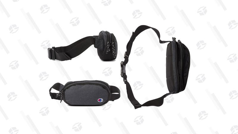 Champion Men's Signal Fanny Pack | $12 | Amazon