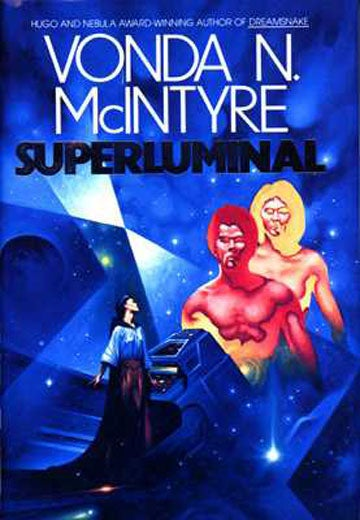 """Illustration for article titled Rediscover A Hard SF Classic With """"Superluminal"""""""