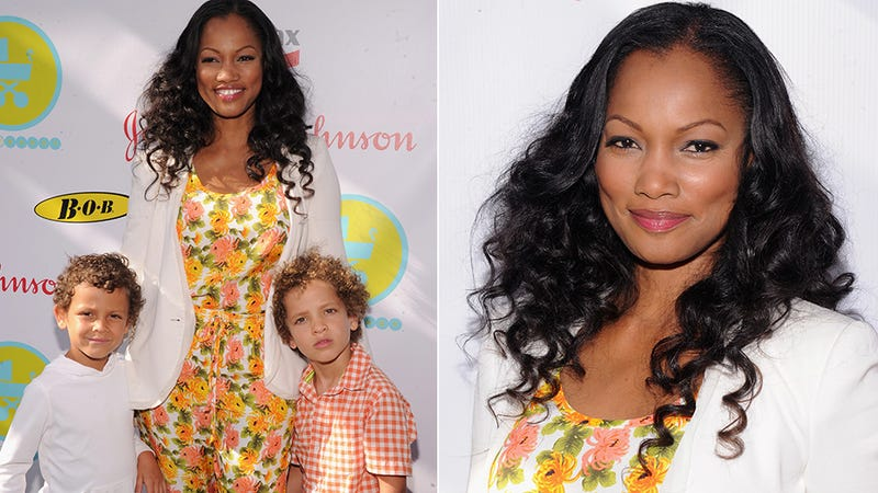 Illustration for article titled Garcelle Beauvais' Biracial Twins Inspire Book for Mixed Kids