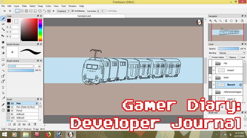 Illustration for article titled Developer Diary Day Twenty-Nine