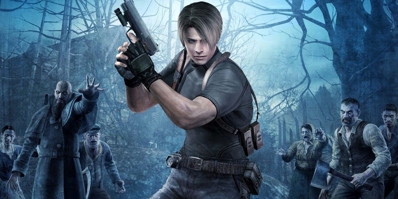 Illustration for article titled I Can't Stop Buying Resident Evil 4