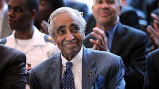 U.S. Rep. Charles Rangel (D-N.Y.)Alex Wong/Getty Images