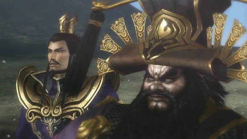Dynasty Warriors 8 Empires [PCDVD Crack CODEX][English]