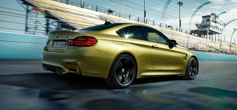 Illustration for article titled What Would You Buy Instead Of A BMW M4?