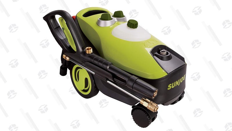 Sun Joe Go Anywhere Electric Pressure Washer | $119 | Walmart and Amazon