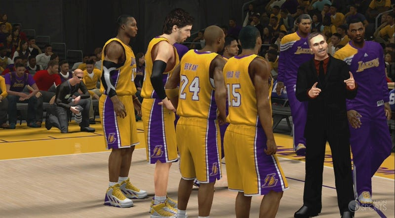 Illustration for article titled What's Going on With NBA 2K13's Roster Update?
