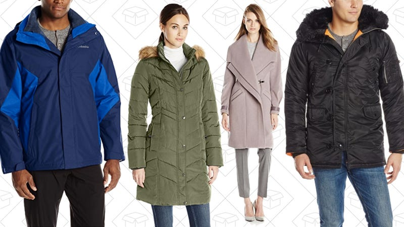 Coats and Jackets Sale