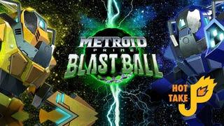 Illustration for article titled Hot Take: Metroid Prime: Blast Ball Demo (3DS eShop)