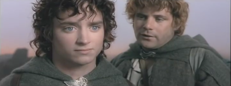 Screenshot: Lord of the Rings: Fellowship of the Ring