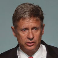 Gary JohnsonLibertarian Party Nominee For President Of The United States