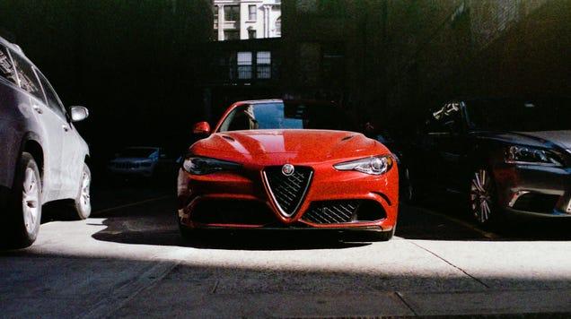 Car And Driver's Long-Term Alfa Romeo Giulia Quadrifoglio Is Still a
