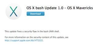 Illustration for article titled Actualiza OS X para solucionar el fallo de seguridad Shellshock