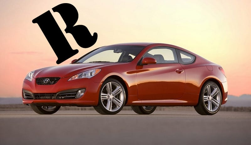 Illustration for article titled Hyundai Genesis Coupe R-Spec: Bare-Knuckle Track-Ready Brawler