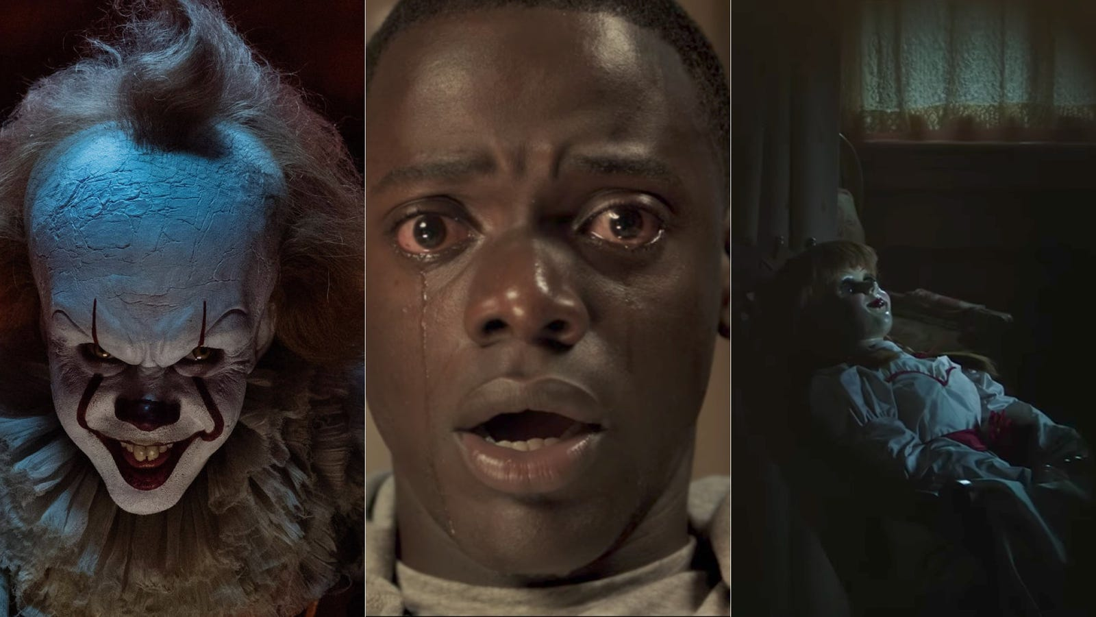 Horror Films Had Their Best Year Ever. Must Be Nice.