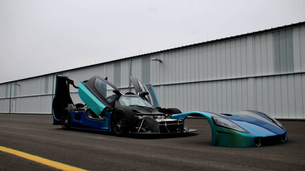 Slc Kit Car >> At 87 500 Could This 2015 Superlite Sl C Turn You Into A Superhero