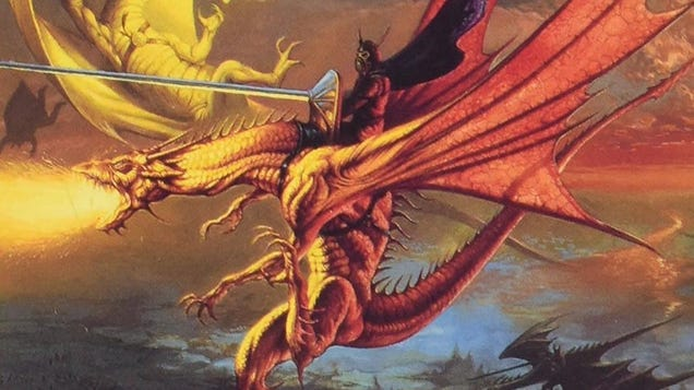 <div></noscript>Dungeons & Dragons & Novels: Revisiting The Legend of Huma</div>