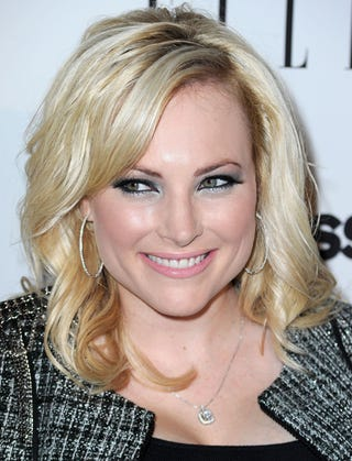Illustration for article titled Meghan McCain: Christine O'Donnell Lacks 'Experience' For Political Office