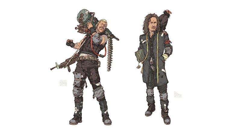 Illustration for article titled First Look At The Cancelled Metallica Video Game In Action