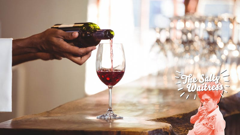 Ask The Salty Waitress: Is wine by the glass a rip-off?