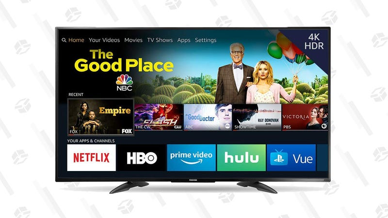 Amazon's Dirt Cheap TVs Have Dolby Vision HDR Now, Which Is a Big Deal