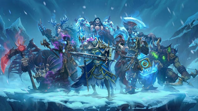 Druids Are DominatingHearthstone's Newest Expansion