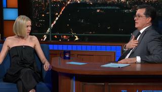 Naomi Watts, Stephen Colbert