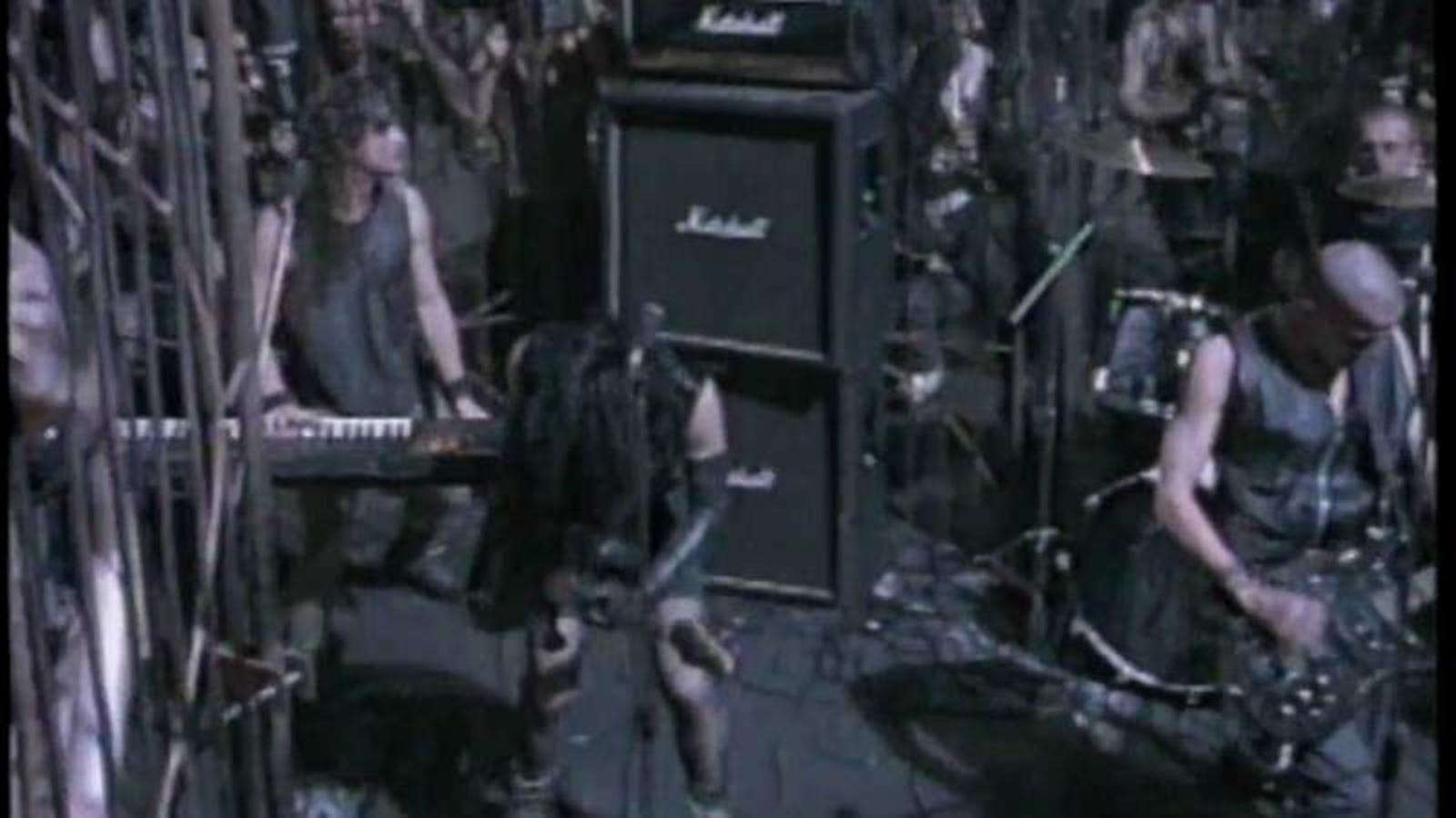 In 1992, Nine Inch Nails blew the hinges off MTV