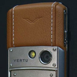 Illustration for article titled Vertu Sort of Announces 3G Ascent Ti Phone