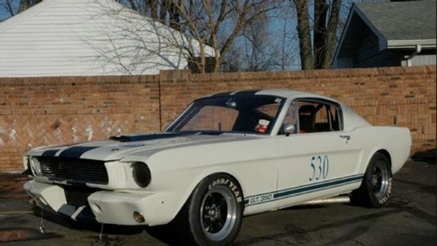 $875,000 1965 Shelby GT 350 R Mustang Most Expensive ...