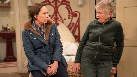 Tonight's Roseanne just reminds us of better things that are on TV
