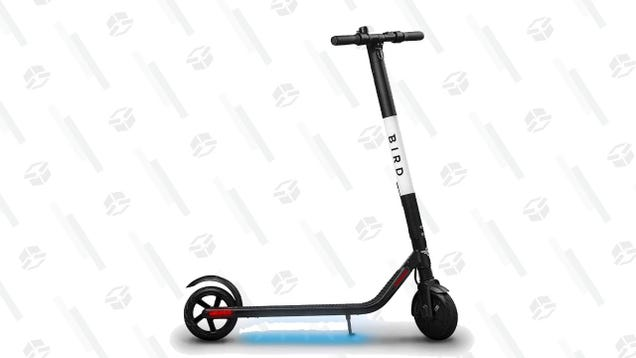 Delete Those Scooter Apps and Just Buy an Electric Scooter For $290