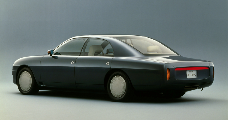 Illustration for article titled Here's Yet Another Example Of How Awesome Nissan Was In The Late '80s And Early '90s