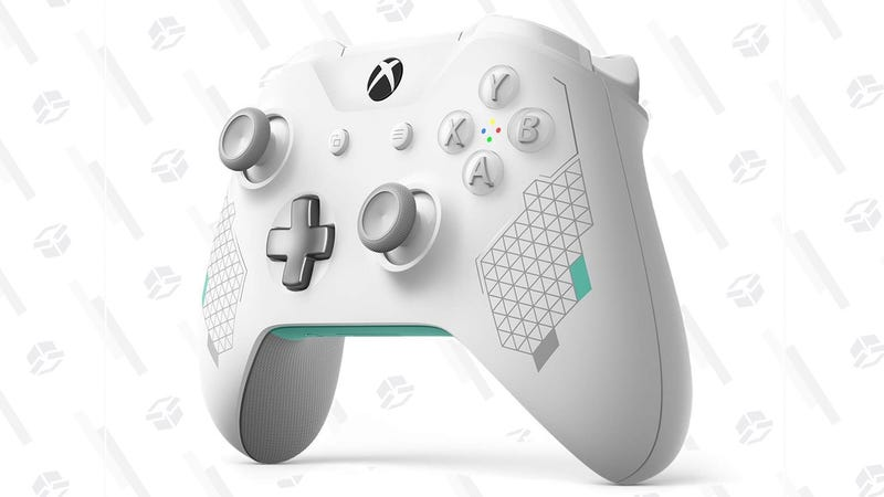 Xbox Wireless Controller - Sport White Special Edition | $58 | Amazon | Clip the $2 coupon