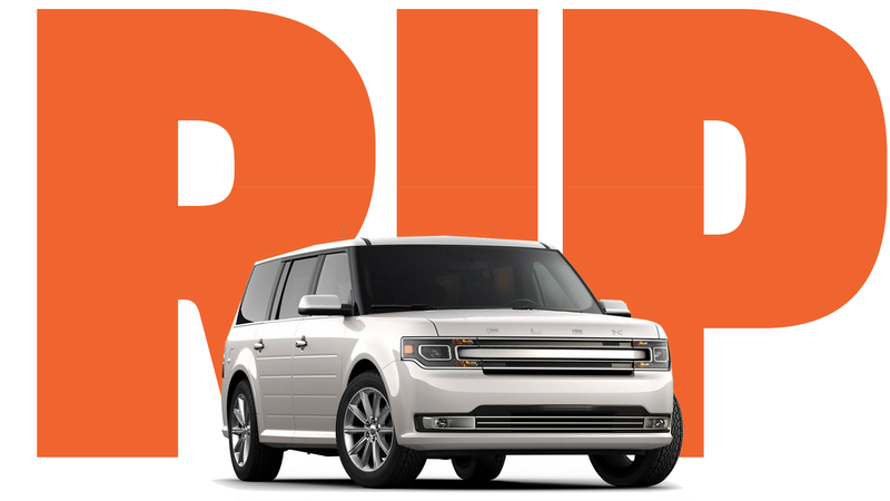Illustration for article titled Ford Is Foolish For Forsaking The Flex