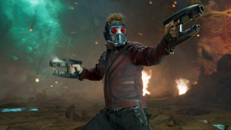 Illustration for article titled Guardians Of The Galaxy Vol. 2 really wants you to stay put with 5 post-credits scenes