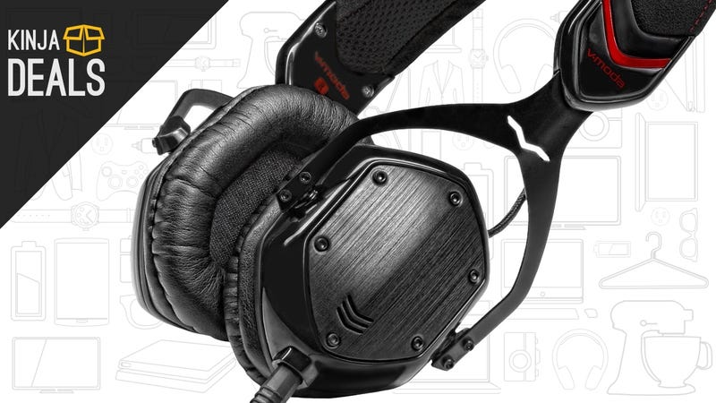 Illustration for article titled V-Moda's Practically Indestructible M-80 Headphones Are Down To $80