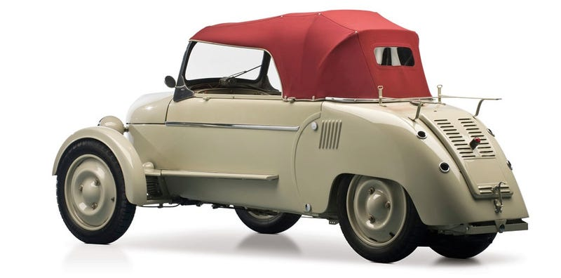 the cutest little microcars of the 20th century. Black Bedroom Furniture Sets. Home Design Ideas