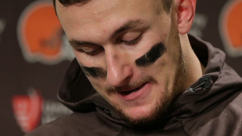 Illustration for article titled Johnny Manziel Hit With Restraining Order; Dallas Cops Launch Criminal Investigation
