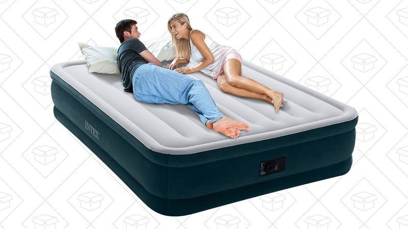 Intex Dura-Beam Airbed | $30 | Amazon